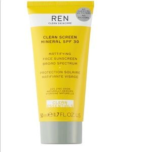 REN Clean Skincare Clean Screen Face Sunscreen